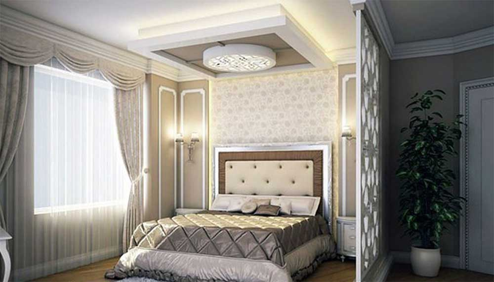 2019 Bedroom Decoration With Pole Bed