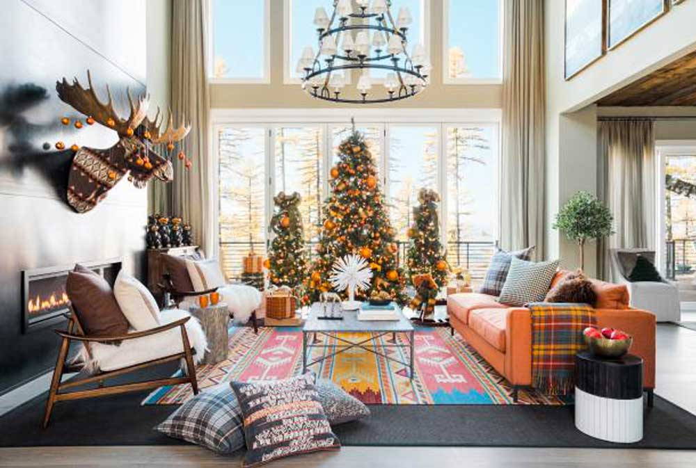 Christmas Decoration Color Ideas 2019