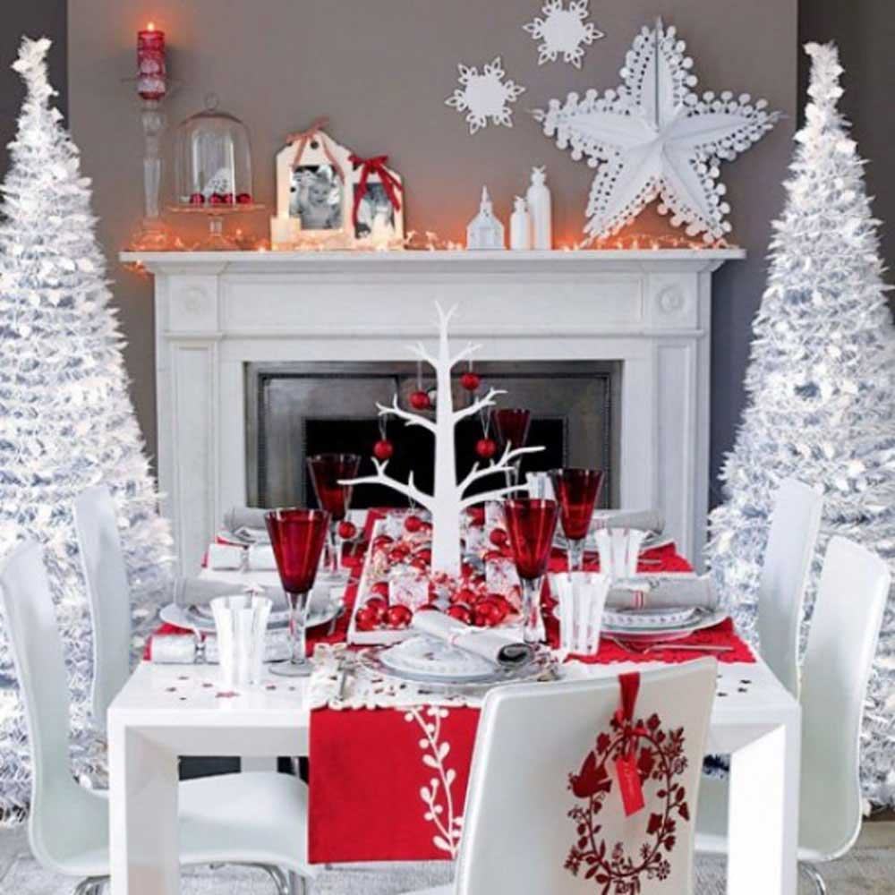 Christmas home decoration 2019