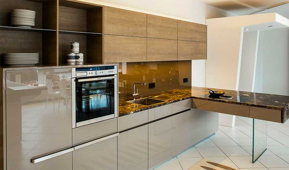 Modern Kitchen Decoration 2019