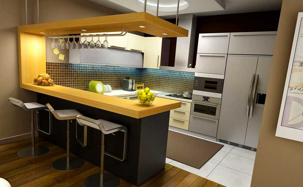 Modern Kitchen Decoration ideas 2019