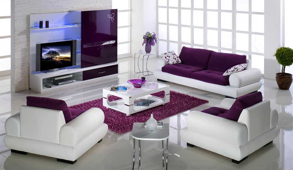 Luxury Living Room Decoration 2019