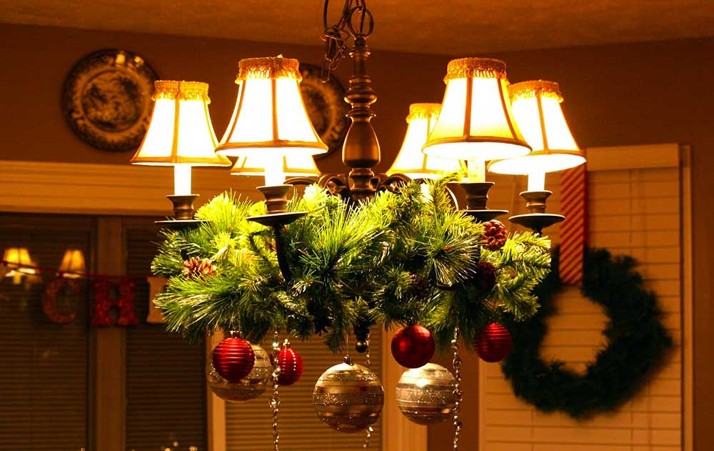 Christmas Chandelier Ornaments 2019