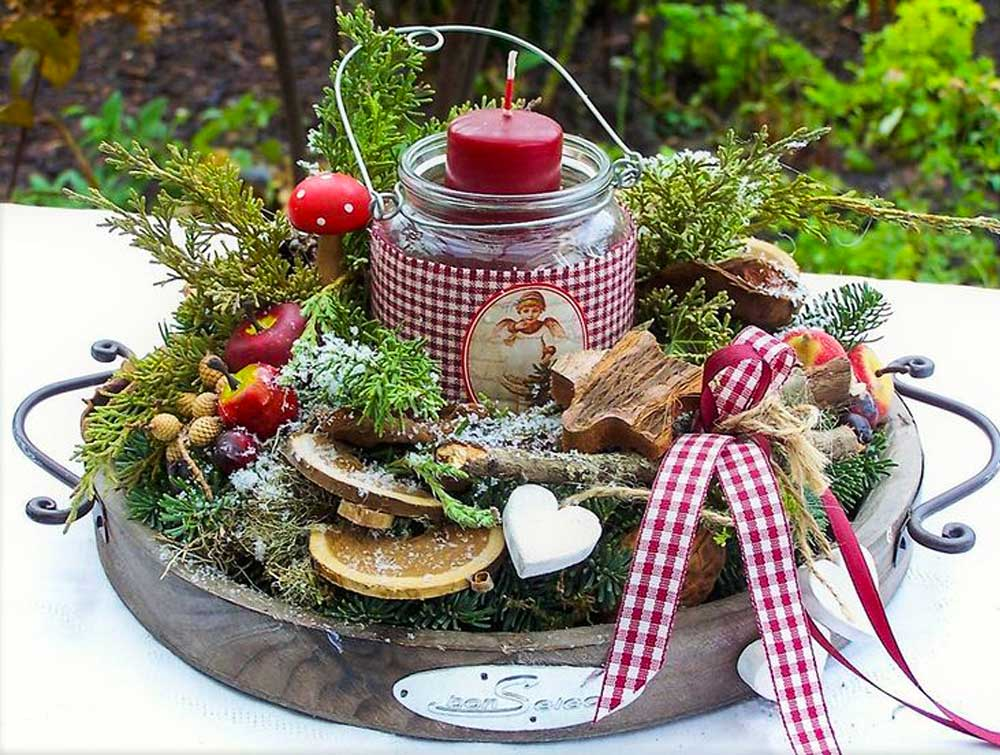 Christmas decoration Do It Yourself 2019 5