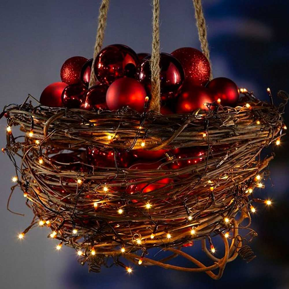 Christmas decoration Do It Yourself 2019.