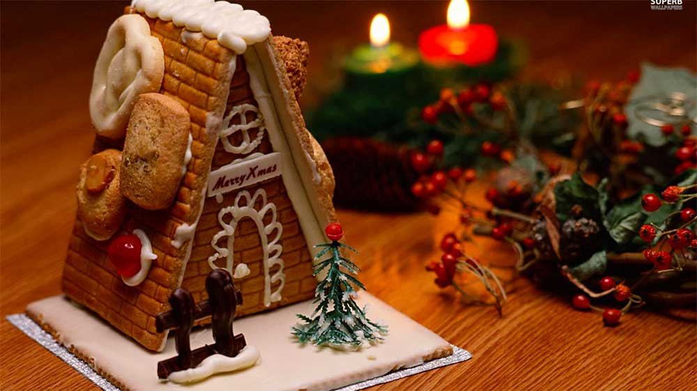 Edible Christmas 2019 Home Decoration