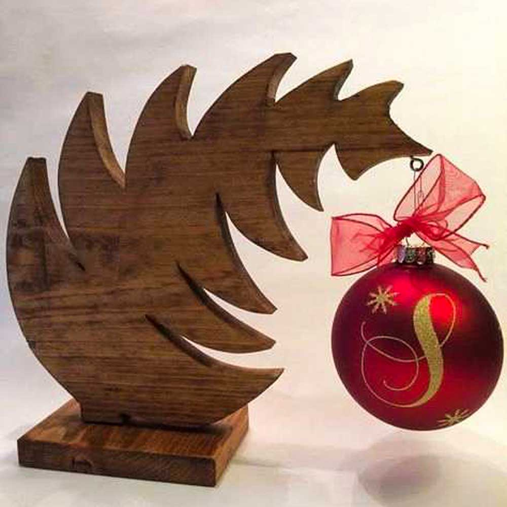 Elegant Wood Decoration Christmas Tree 2019