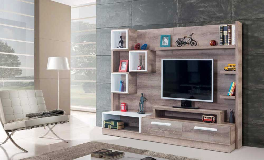 Modern TV Unit Decoration Ideas 2019 1