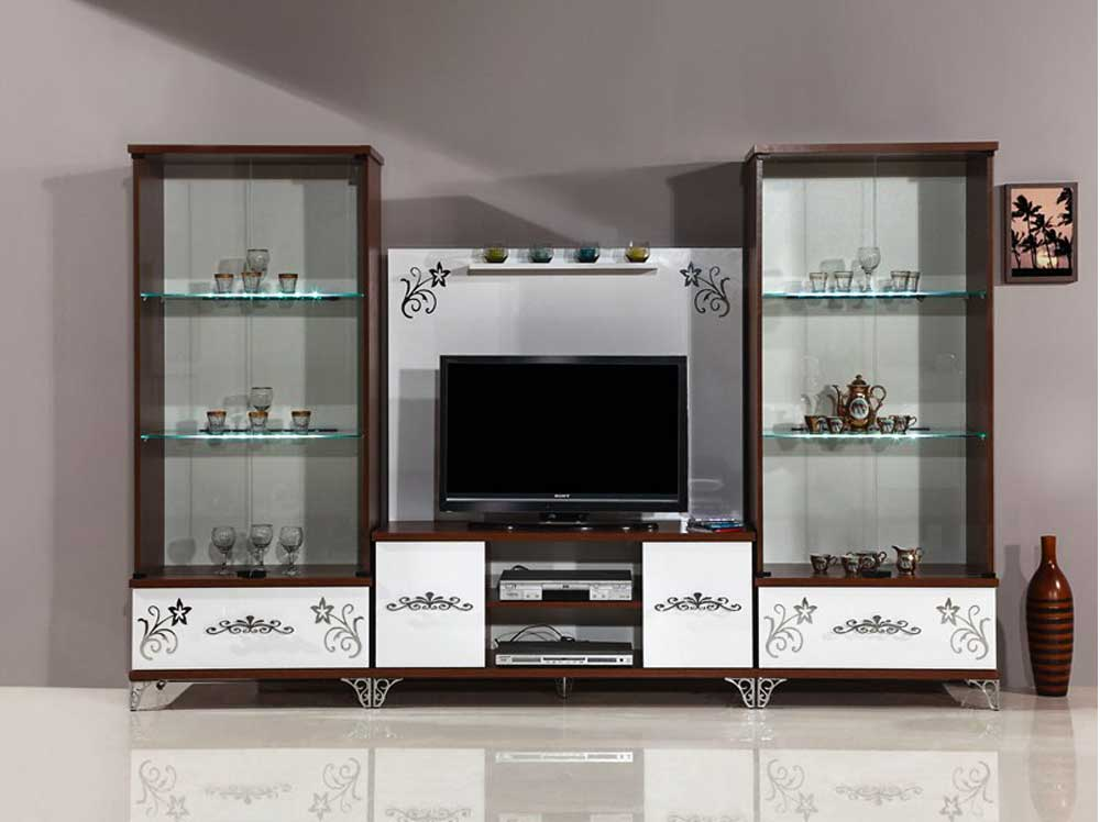 Modern TV Unit Decoration Ideas 2019 8