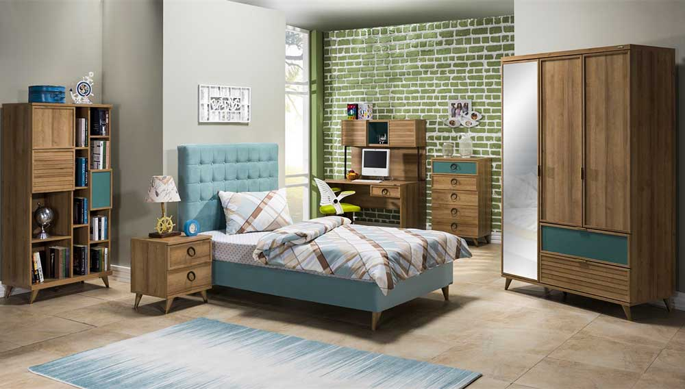 Modern Teen Bedroom Decoration 2019