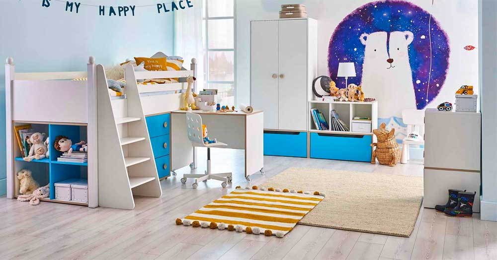 Modern Teen Bedroom Decoration 2019 11