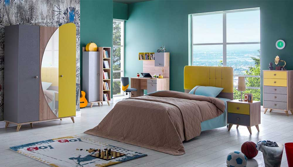 Modern Teen Bedroom Decoration 2019 14