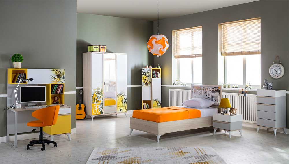 Modern Teen Bedroom Decoration 2019 16
