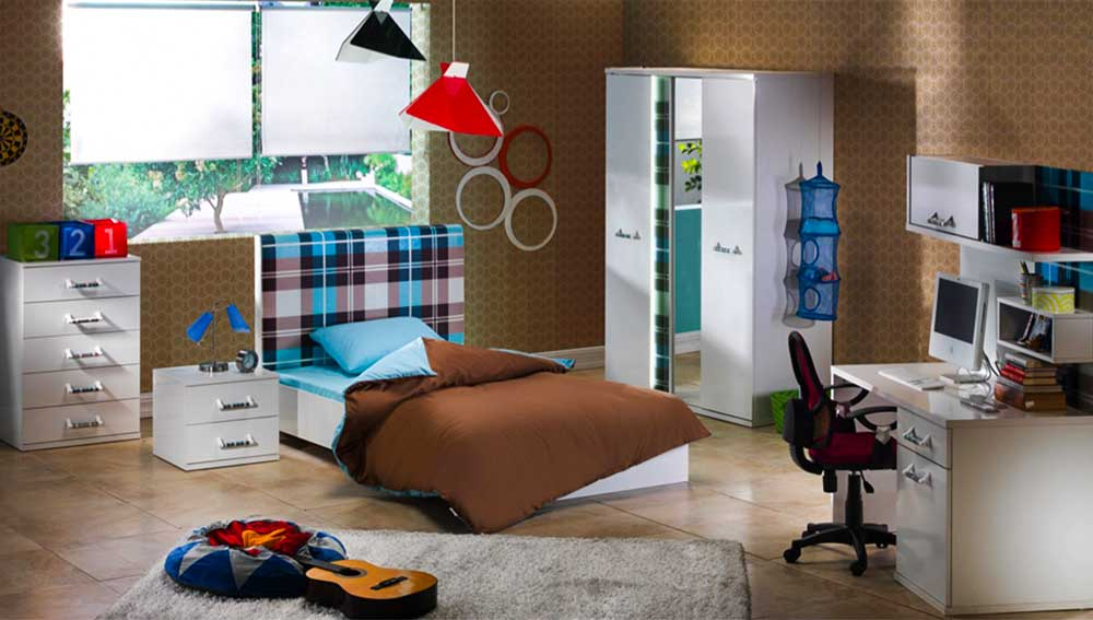 Modern Teen Bedroom Decoration 2019 5