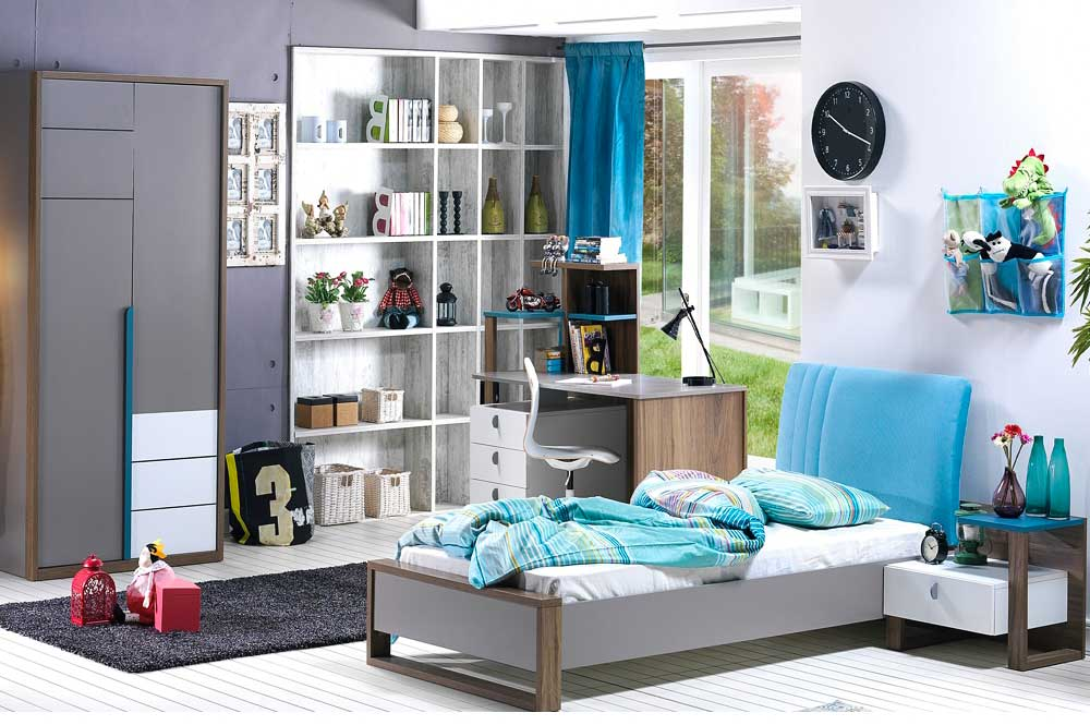 Modern Teen Bedroom Decoration 2019 8