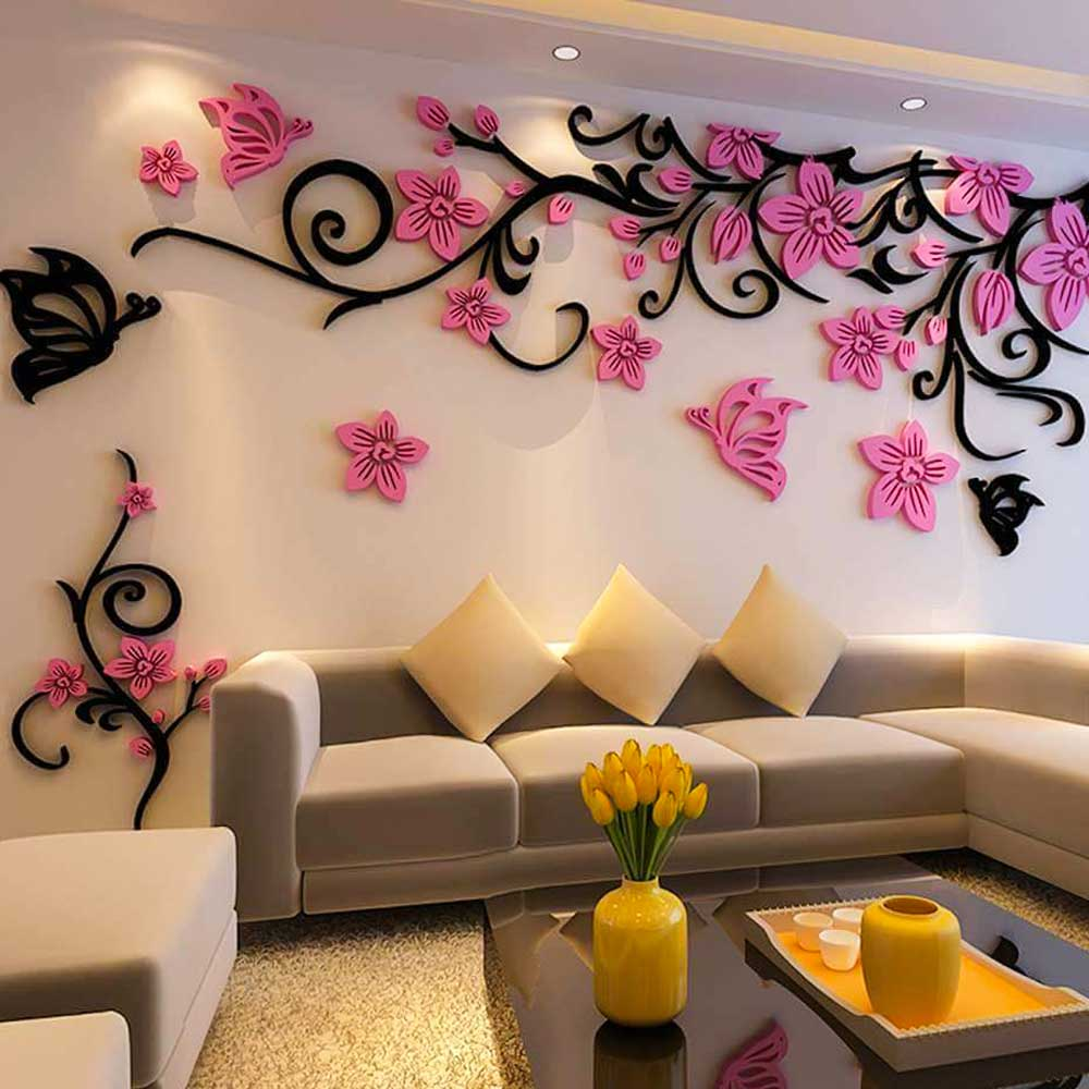wall decorations in home decorations 2