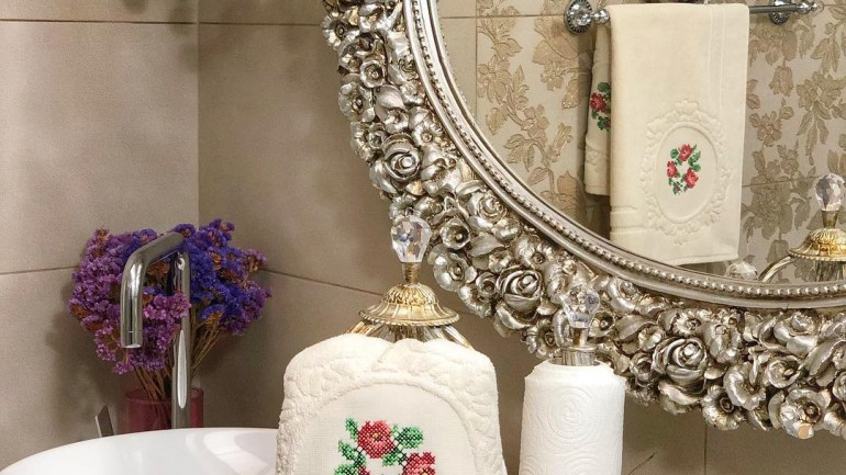 Home Decoration Bathroom Models