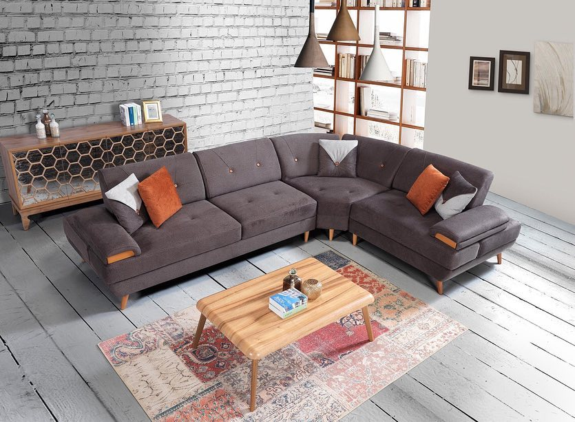 Unique Decoration Ideas With Corner Sofa Sets