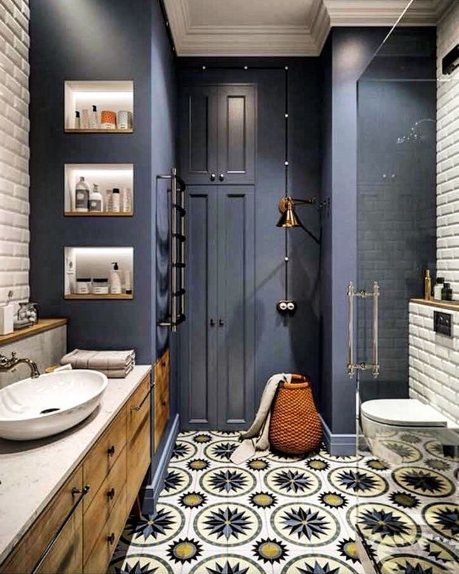 Home Decoration Bathroom 4odels 2019 4