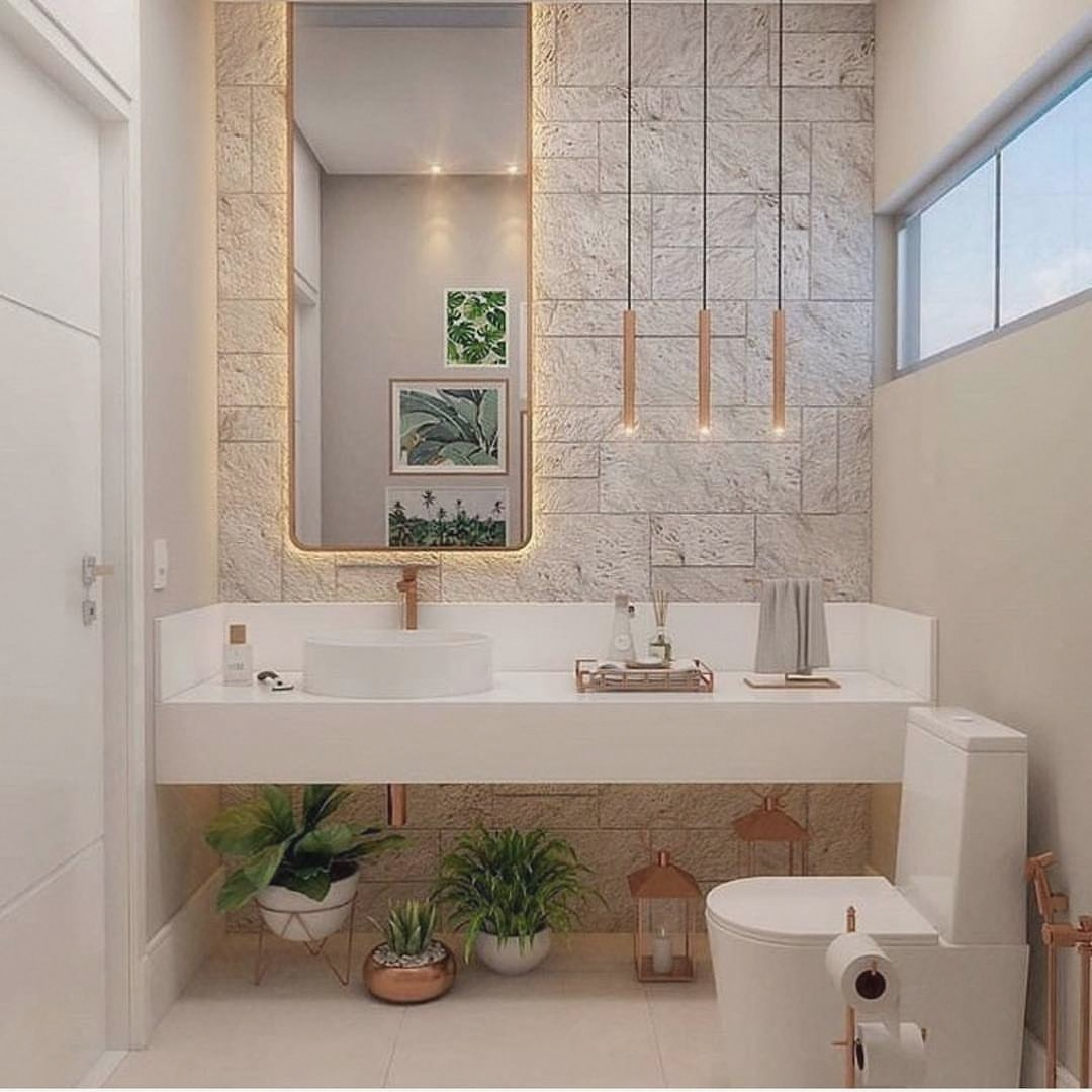 Home Decoration Bathroom models 2019 8