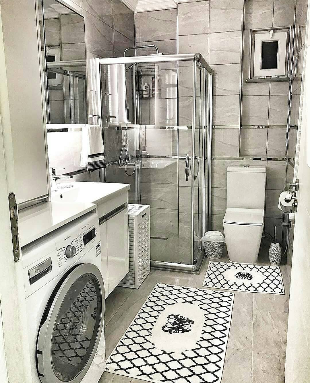 Home Decoration Bathroom models 2019 31