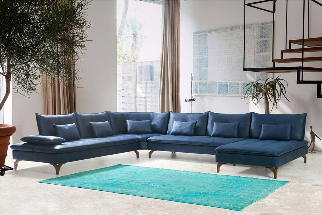Unique Decoration Ideas With Corner Sofa Sets 2019 4