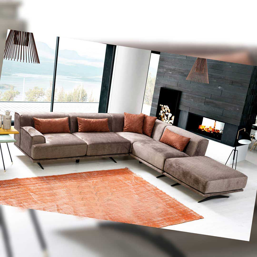 Unique Decoration Ideas With Corner Sofa Sets 6