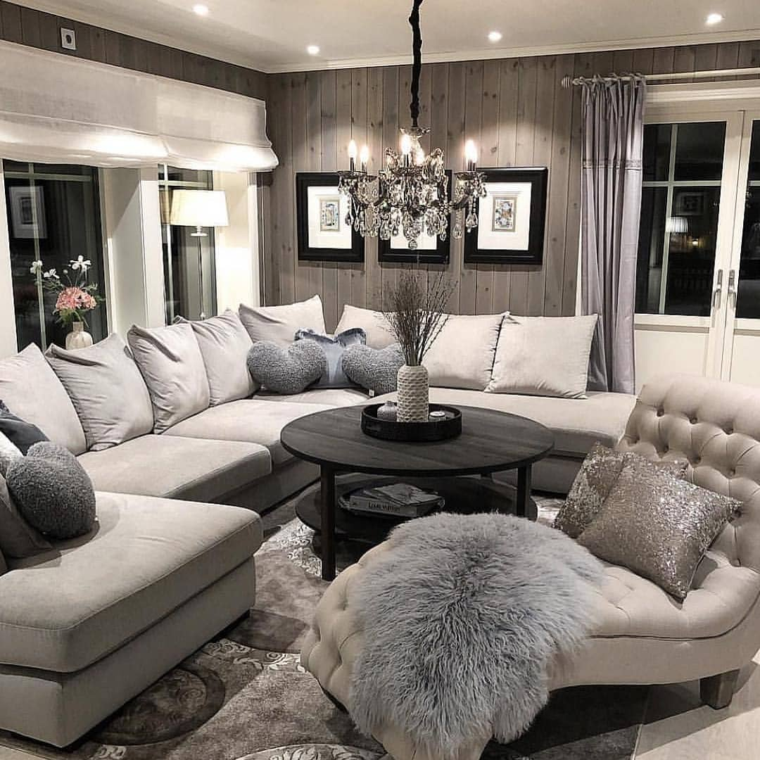 2019 Best Living Room Decoration ideas 30