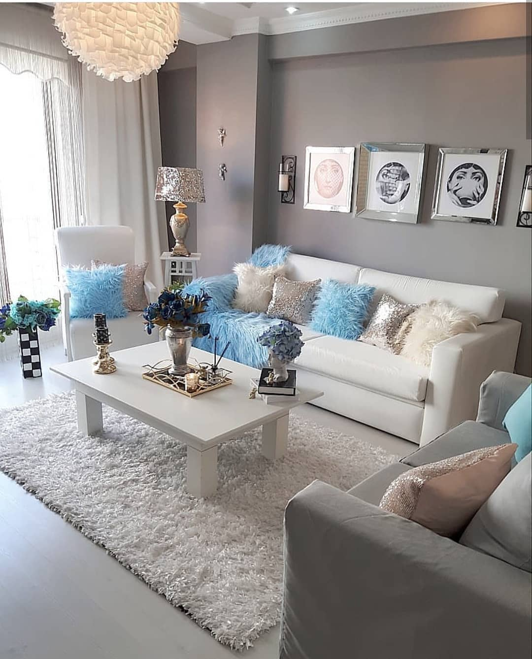 2019 Best Living Room Decoration ideas 34