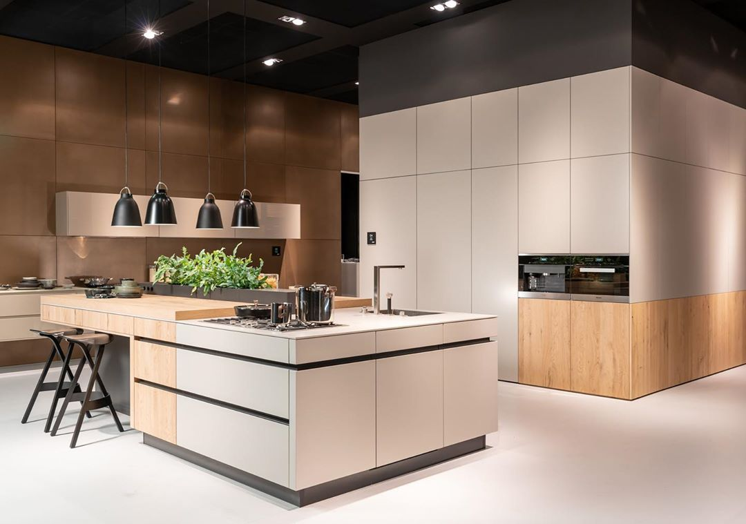 Best 100 Modern Contemporary Kitchen Designs 2019 (1)