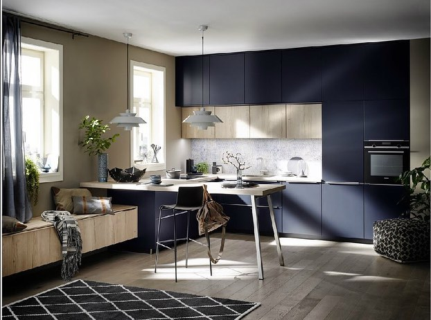 Best 100 Modern Contemporary Kitchen Designs 2019 (41)