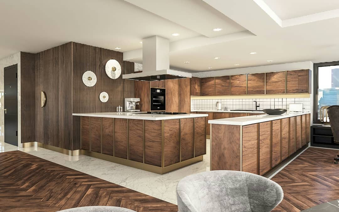 Best 100 Modern Contemporary Kitchen Designs 2019 (52)