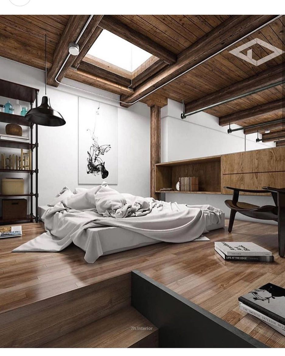 Modern Bedroom Decoration ideas 2019 (106)