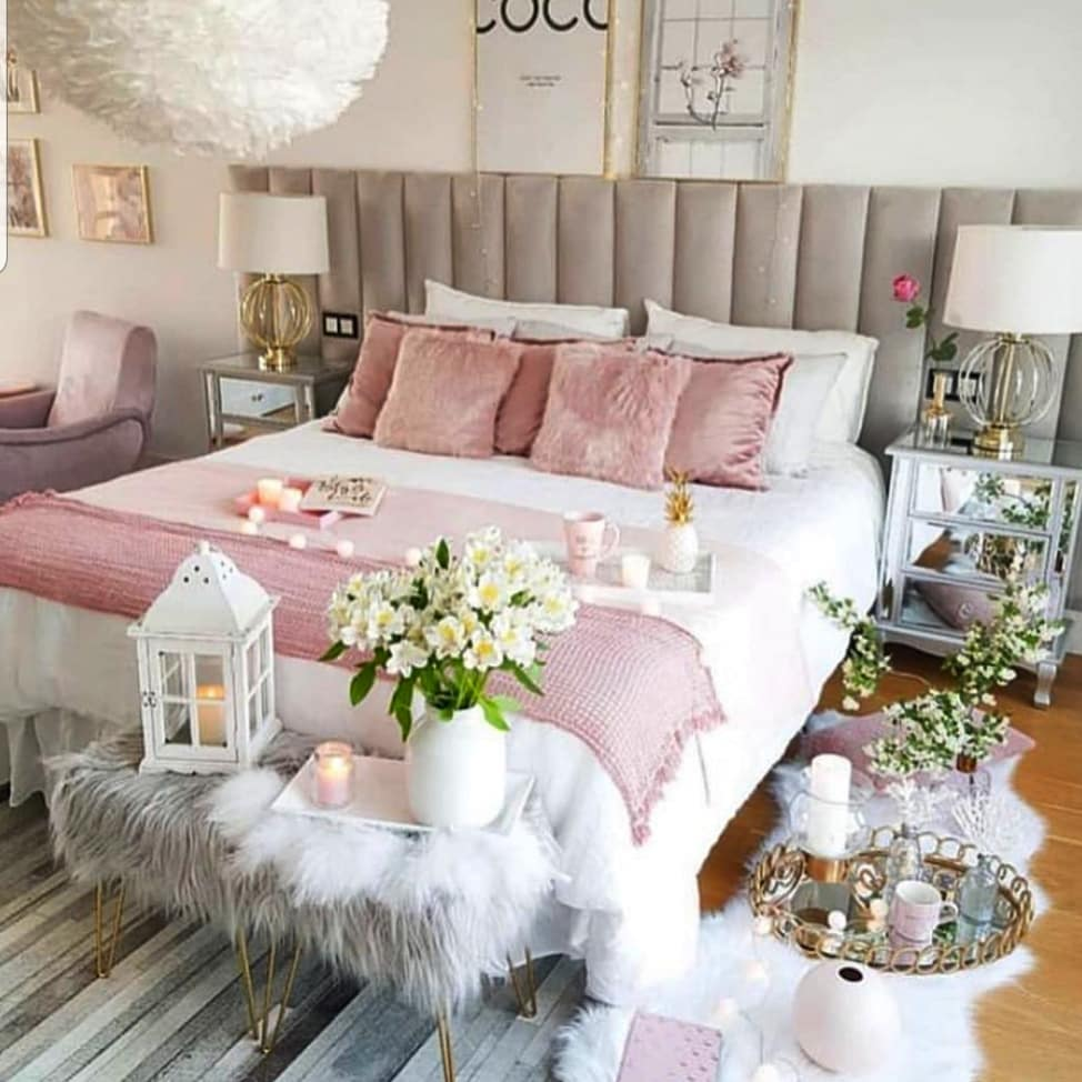 Modern Bedroom Decoration ideas 2019 (123)