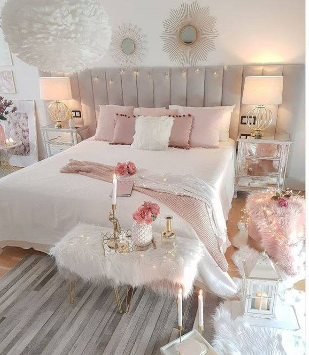 Modern Bedroom Decoration ideas 2019 (125)