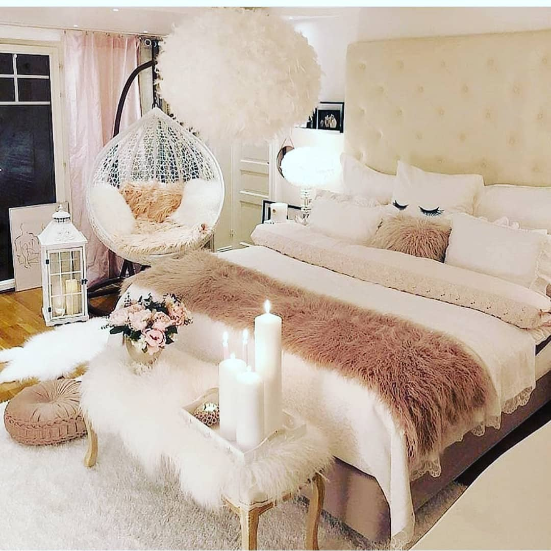 Modern Bedroom Decoration ideas 2019 (84)
