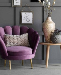 Decoration Samples with Lilac Armchairs 2020 (11)