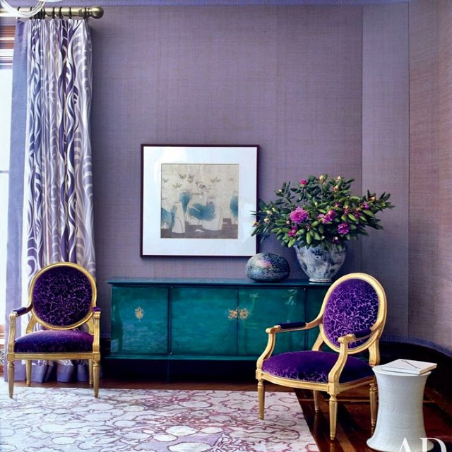 Decoration Samples with Lilac Armchairs 2020 (15)