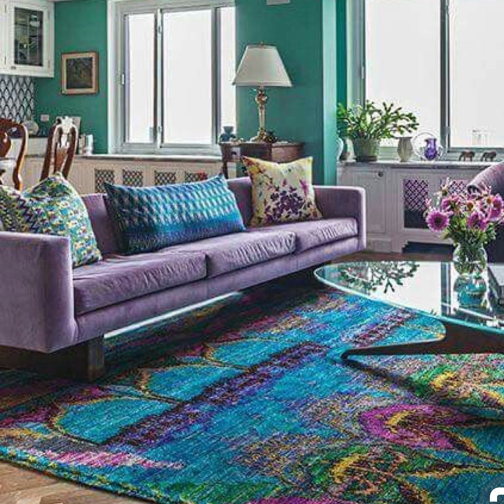 Decoration Samples with Lilac Armchairs 2020 (23)