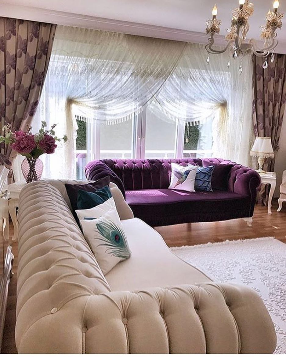 Decoration Samples with Lilac Armchairs 2020 (27)