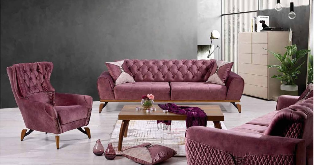 Decoration Samples with Lilac Armchairs 2020 (4)