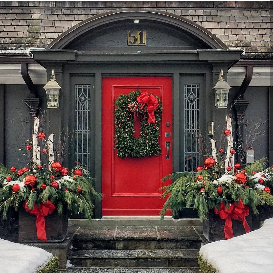 Christmas Door Decoration 2020 (5)