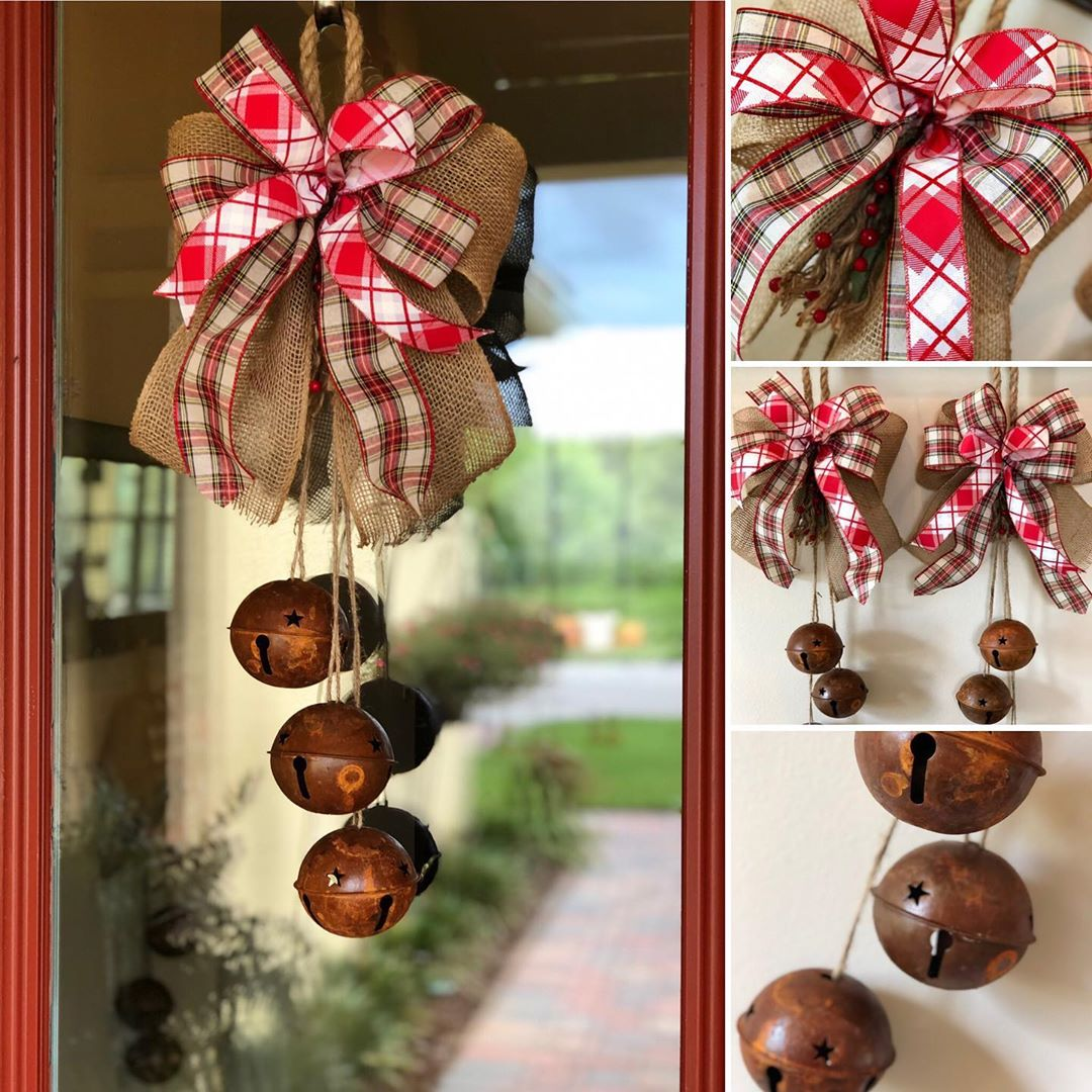 Christmas Door Decoration 2020 (9)