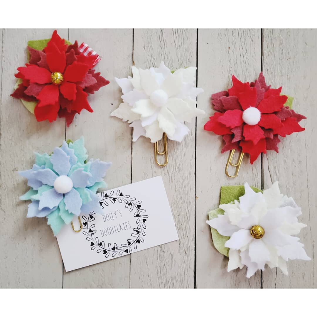 Christmas Flowers Decoration 2020 (16)