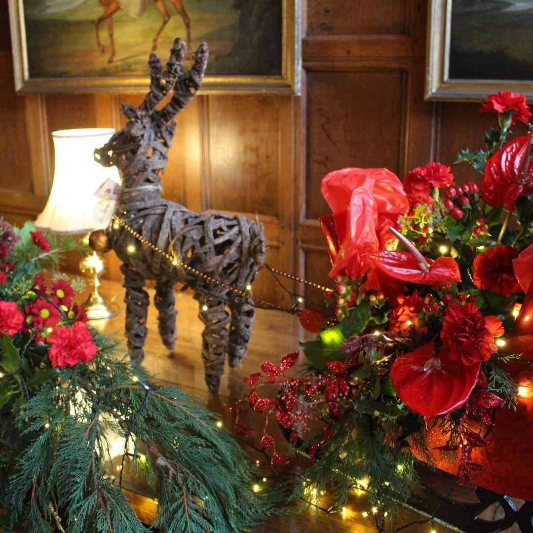 Christmas Flowers Decoration 2020 (2)