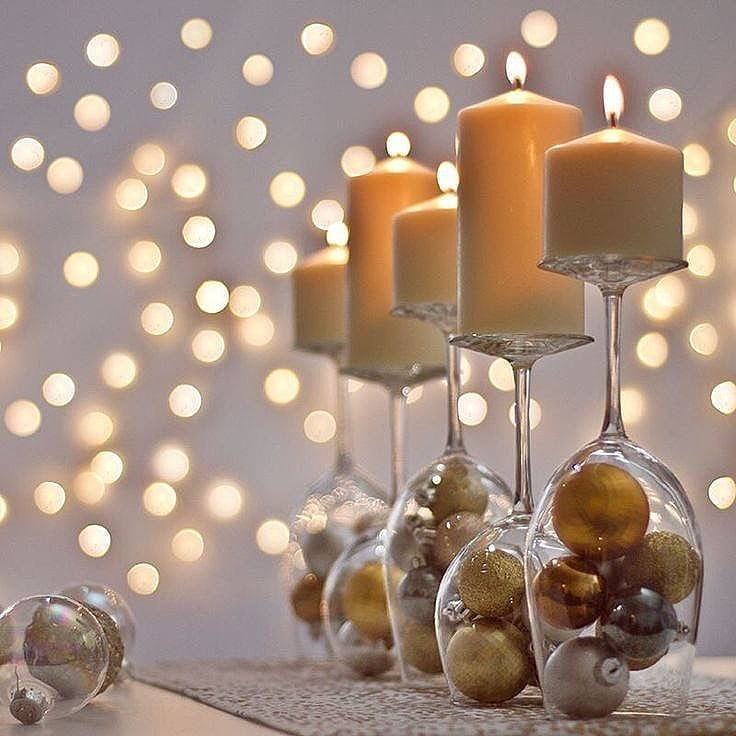 Glass ornaments for Christmas (11)