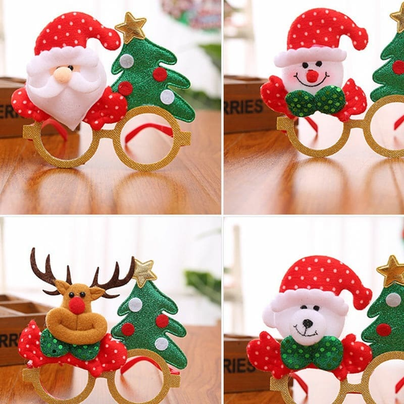 Glass ornaments for Christmas (6 (2)