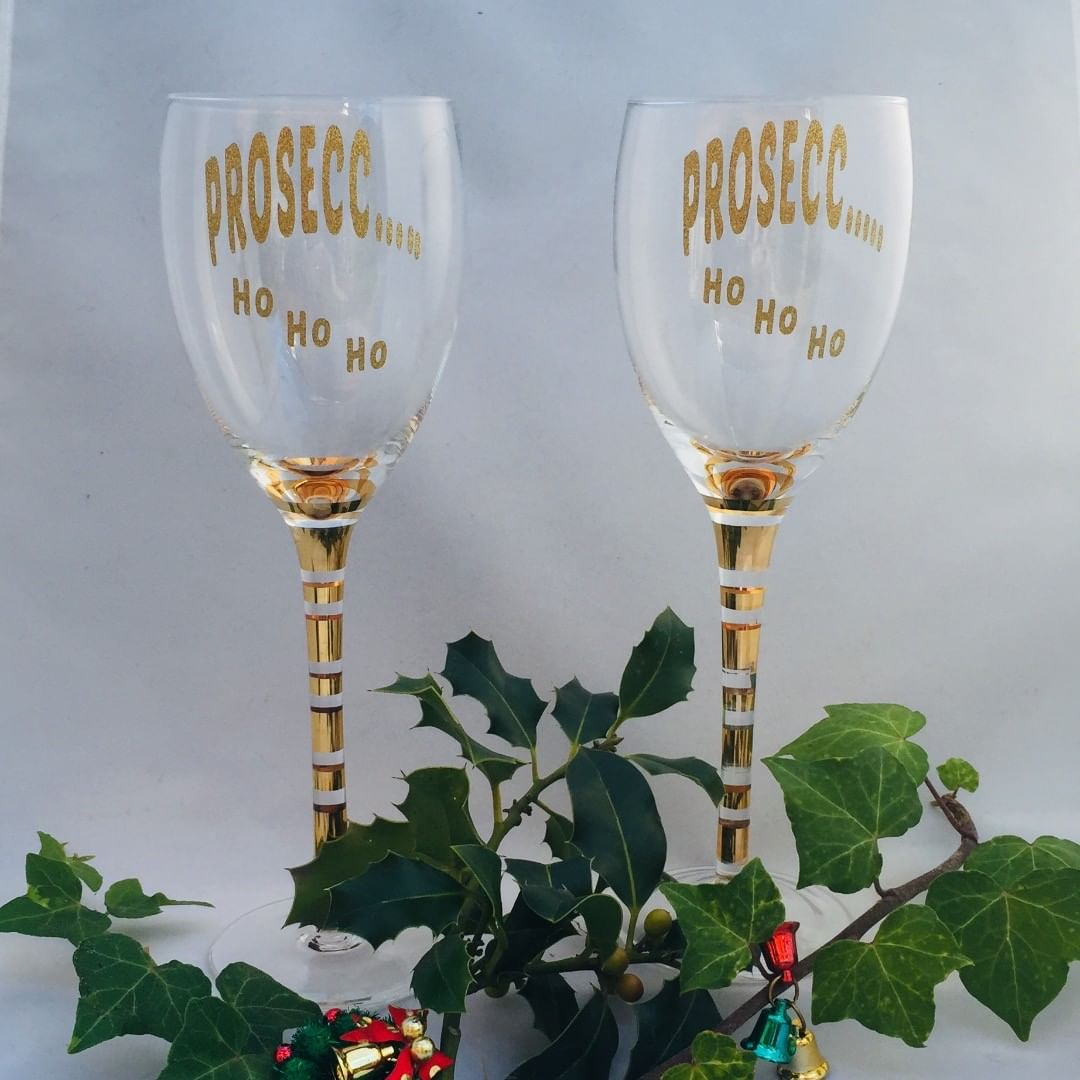 Glass ornaments for Christmas (6 (3)