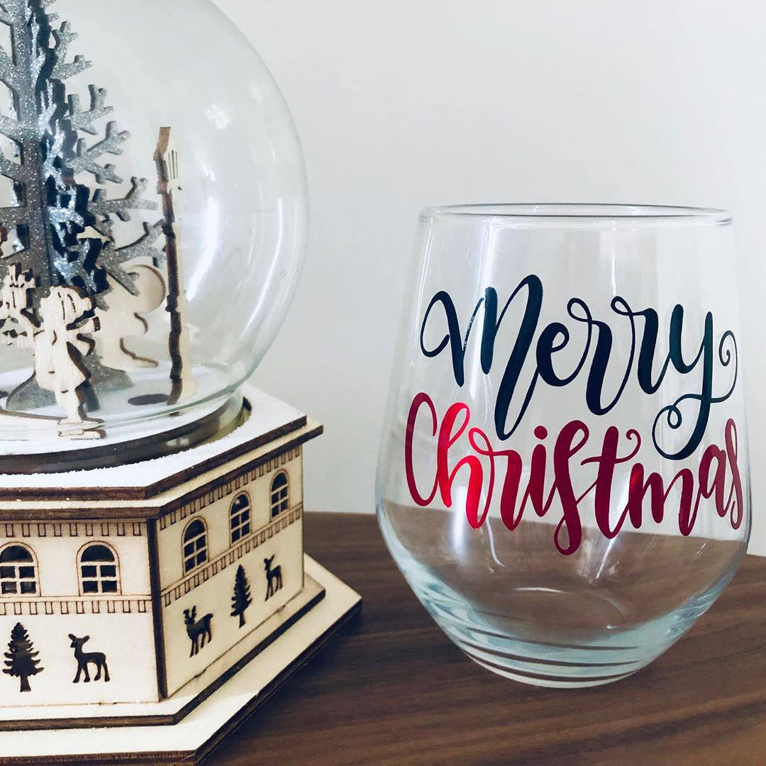 Glass ornaments for Christmas (6 (7)