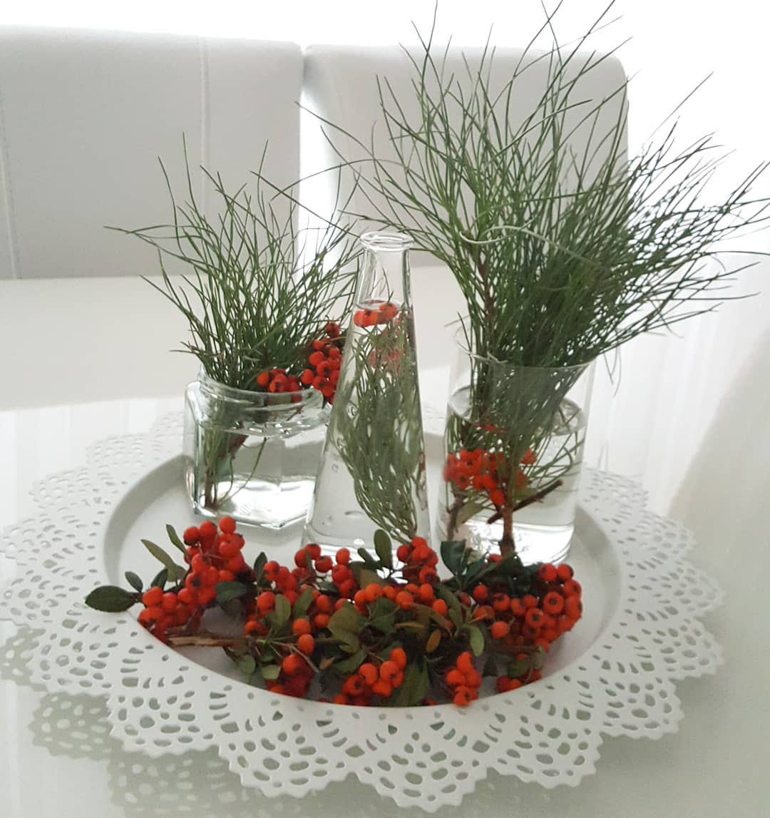 Glass ornaments for Christmas (9)